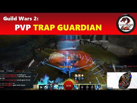 Guild Wars 2: Trap Guardian PVP Build & Guide 2016