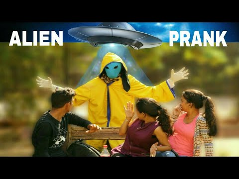 ALIEN PRANK | KOI MIL GAYA JAADU   | Bollywood pranks | Pranks in India 2019 | Hritik Roshan