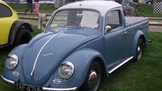 vosvos pikap, beetle pick up, fusca, modified bugs