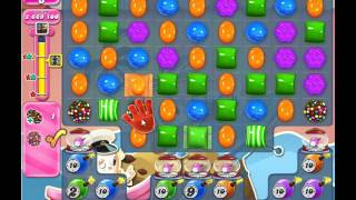 Candy Crush Saga, Level 1549, 3 Stars, Hard Level