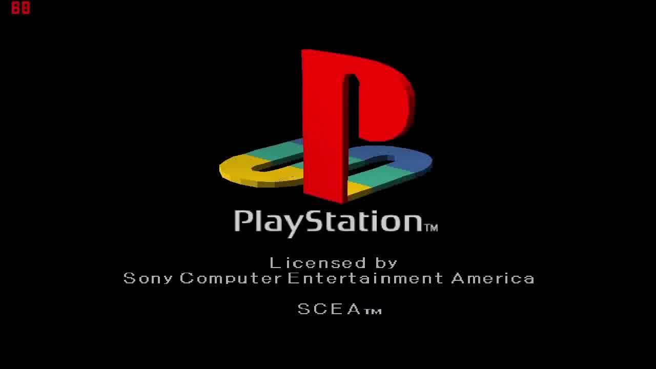 ᴴᴰ SONY Playstation 1 (1994) Original StartUp PSone PS1 PSX ...