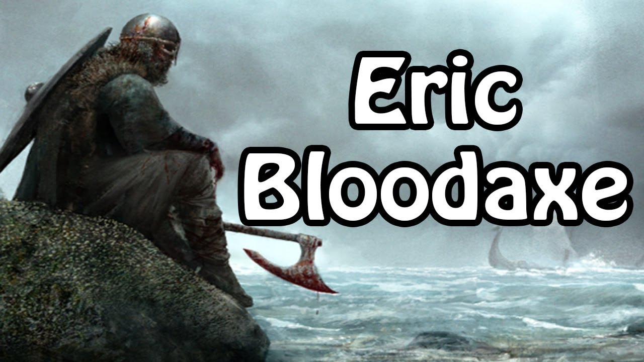 Eric Bloodaxe: The Brother Killer (Viking History Explained)