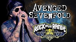 A7X - @ Rock on the Range Live 2018 (Better Quality)