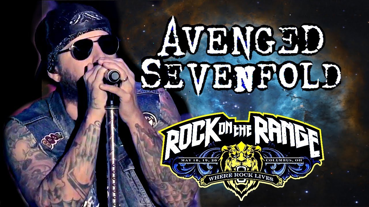 a7x rock on the range live 2018 better quality youtube. Black Bedroom Furniture Sets. Home Design Ideas