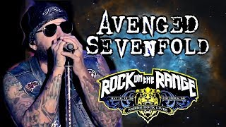 A7X Rock on the Range Live 2018 Better Quality