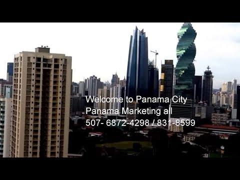 Panama City Panama Marketing All Aereal