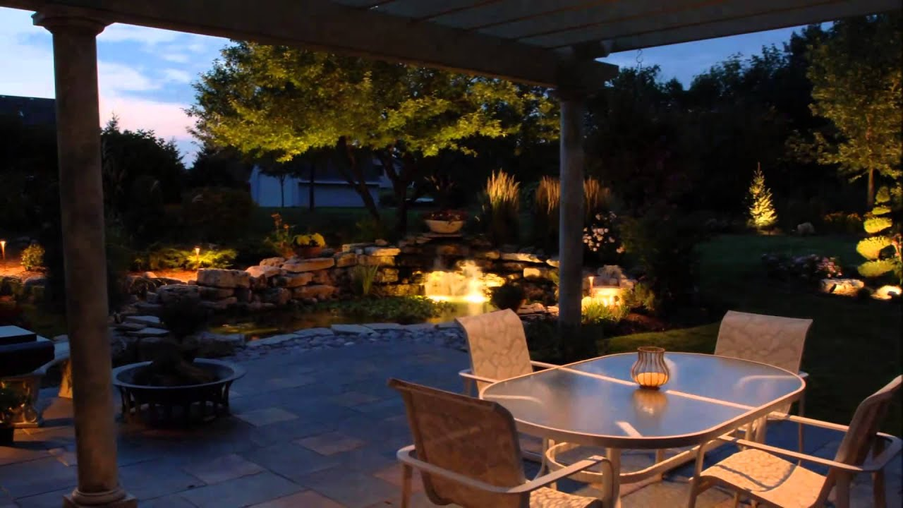 World Class Outdoor Lighting Examples