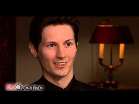 "Pavel Durov : ""Edward Snowden is my personal hero"""