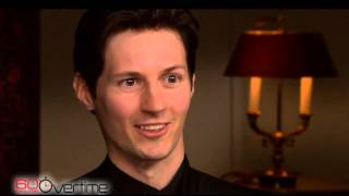 "Pavel Durov : ""Edward Snowden Is My Personal Hero"""