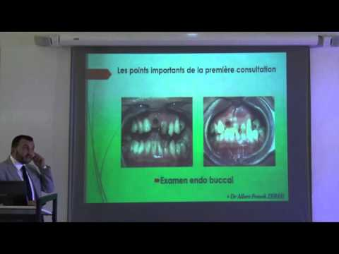 1er commandement dentaire : examen exobuccal, endobuccal & questionnaire médical