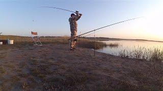 Рыбалка на пенопласт в мае Ловлю карася на пружину снасть Удар