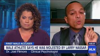 Dr. Joel Filmore: Interview with Michaela Pereira on HLN
