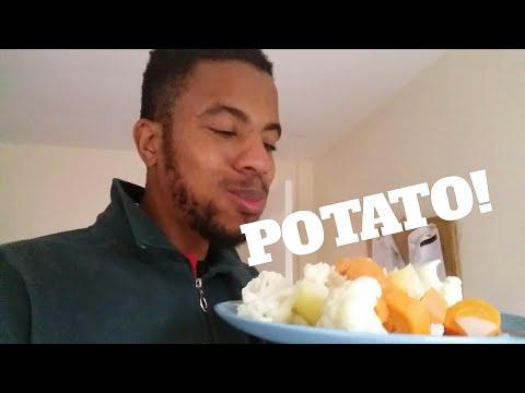 Potato Diet Returns - High Carb Vegan For Weightloss