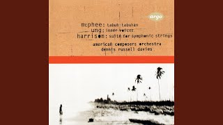 """Harrison: Suite for Symphonic Strings - 5. Round """"In Honor of Hermes"""""""