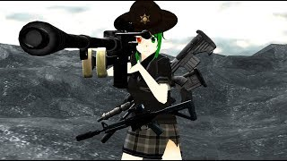 JP High School Girl Survival Simulator Online Multiplayer - DEATHMATCH, 3,2,1 KILL! :P part 1