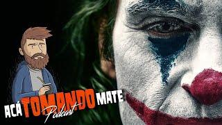 Acá Tomando Mate Hablando de El Joker con Lucas Baini (SPOILERS)