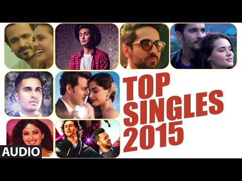 TOP 10 SONGS OF 2015 (Singles) | Non Stop AUDIO JUKEBOX | T-Series
