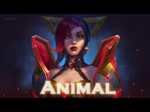 EPIC POP | Animal by J2 [feat. Keeley Bumford]
