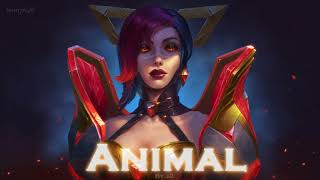 EPIC POP | ''Animal'' by J2 [feat. Keeley Bumford]