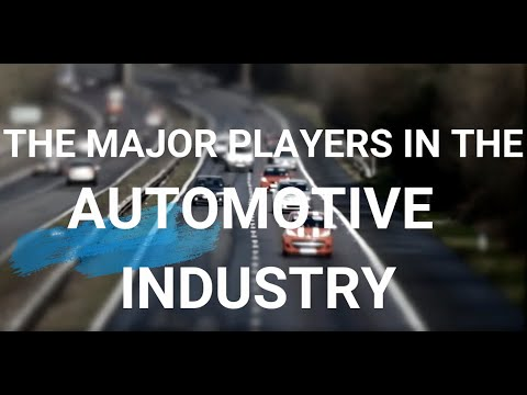 Owners of the Major Automotive Brands