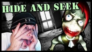 HIDE AND SEEK an Indie Horror w/Death Montage at End - AWESOME HORROR!