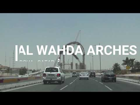 DRIVING AROUND DOHA 2017 | QATAR #69