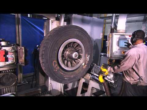 Shrader Tire & Oil - MRT Retreading Process