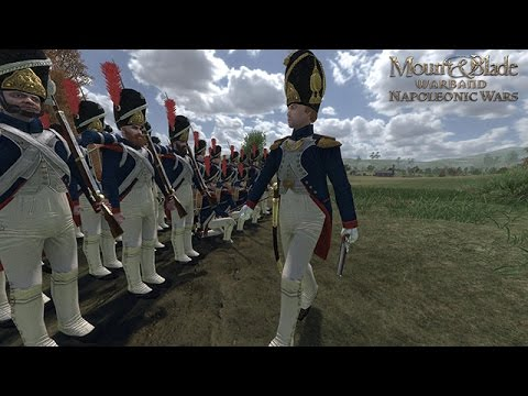 Mount & Blade Warband Napoleonic Wars - Командование ботами