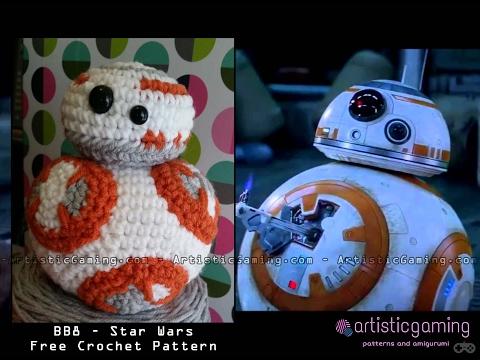 14 Star Wars Crochet Patterns – Crochet | 360x480