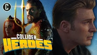 Aquaman Non Spoiler Review; What Does Avengers: Endgame Foreshadow for the MCU? - Heroes