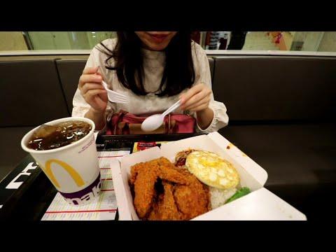 japanese-girl-eats-nasi-lemak-at-mcdonald's-in-malaysia-(cempedak-flurry)