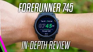 Garmin Forerunner 745 In-Depth Review // Running, Cycling, Strength Training, and more!