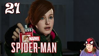 "Spiderman (PS4) - Part 21 ""Oscorp"""