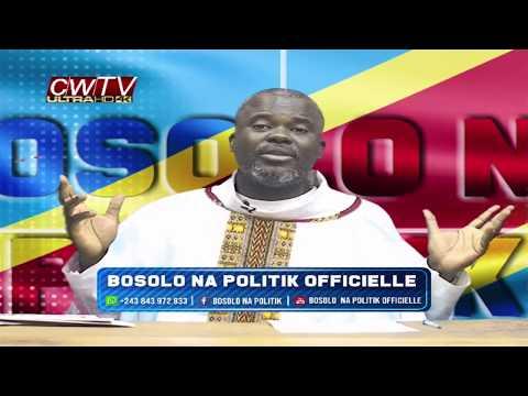 BOSOLO NA POLITIK |  16 AOUT | EVALUATION POLITIQUE YA SEMAINE, BA KONGOLAIS BAZO TALELA KK FATSHI..