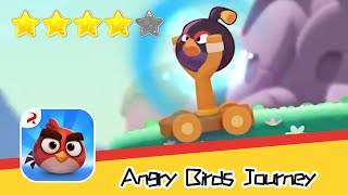 Angry Birds Journey 110 Walkthrough Fling Birds Solve Puzzles Recommend index four stars