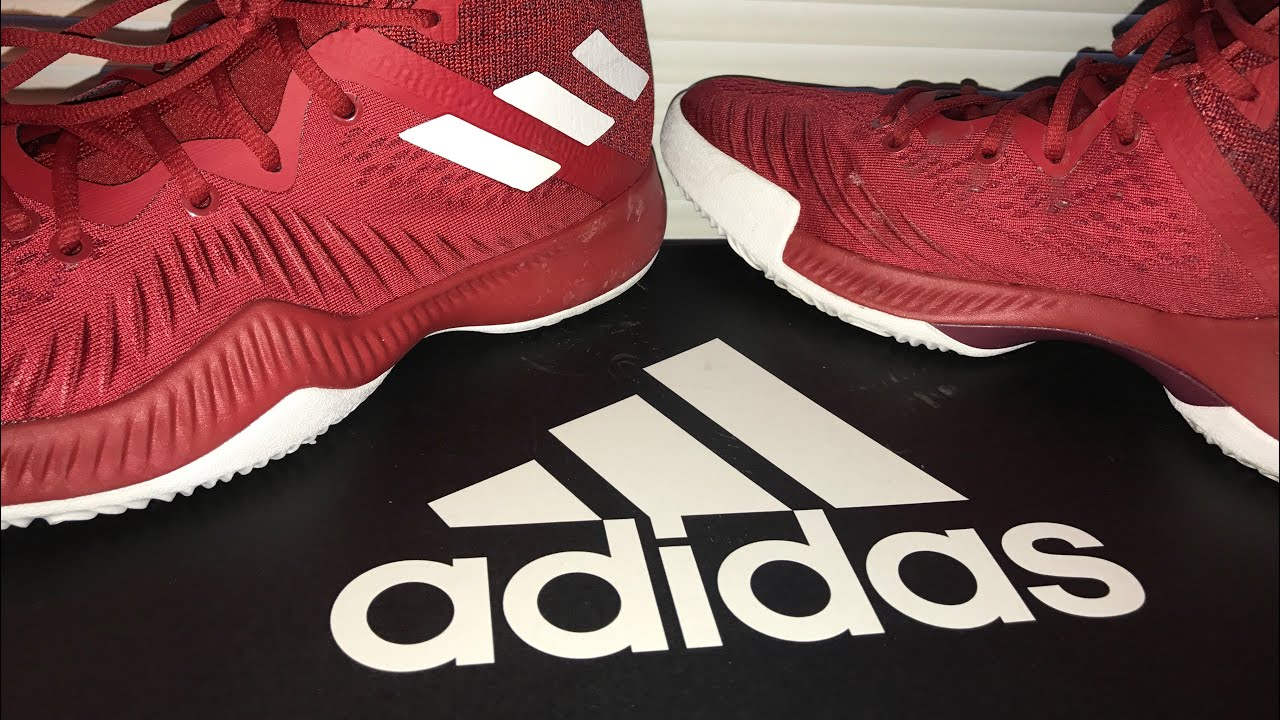 849a4e4c112 adidas Mad Bounce Shoes UNBOX + REVIEW + GIVEAWAY - YouTube