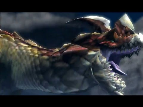 Monster Hunter 4 Ultimate Trailer 3