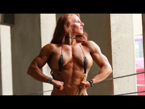 Muscle women porn com