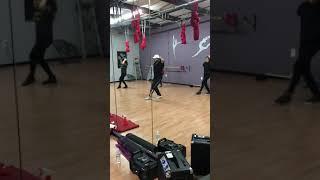 PFC Chris Brown Hope You Do Choreo