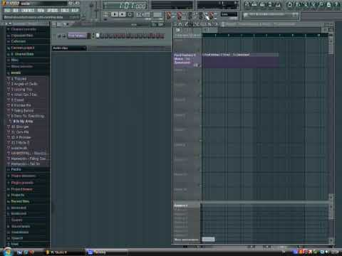 cant import mp3 to fl studio