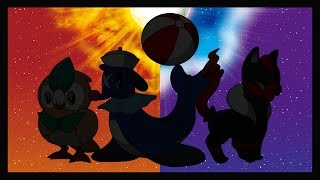 STARTER FINAL EVOLUTIONS POTENTIAL LEAK! (Pokemon Sun and Moon)