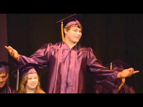 2012 Lapeer Community High School graduation ceremony