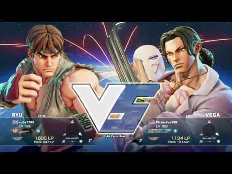 Street  Fighter V Livestream