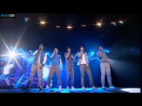 One Direction - One Thing (Live Jingle Bell Ball 2011)