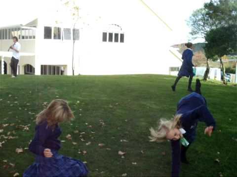 cartwheels at school  doovi