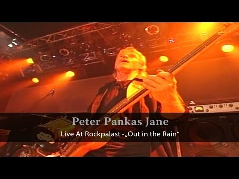 Peter Pankas Jane - Live At Rockpalast - Out In The Rain (Live Video)