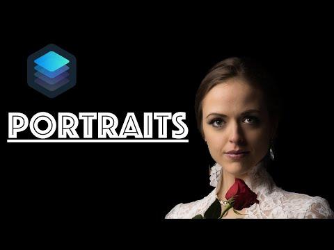 Luminar 4 Tutorial, Ep 7: Portrait tab thumbnail