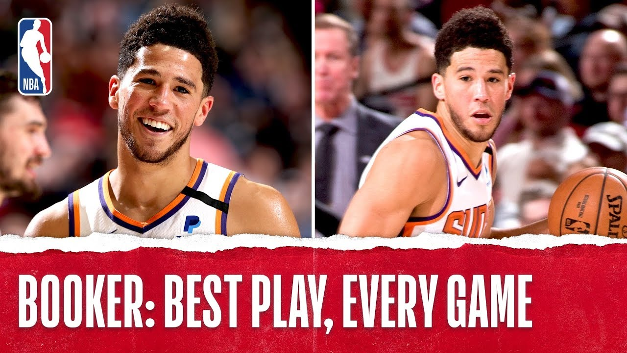 Devin Booker's Best Plays From Every Game!