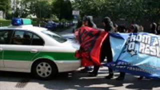Raven gegen Deutschland Antifamusikvideo