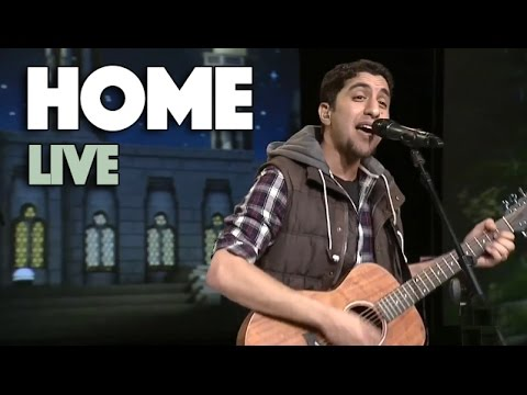 """Raef - """"Home"""" Live Performance 
